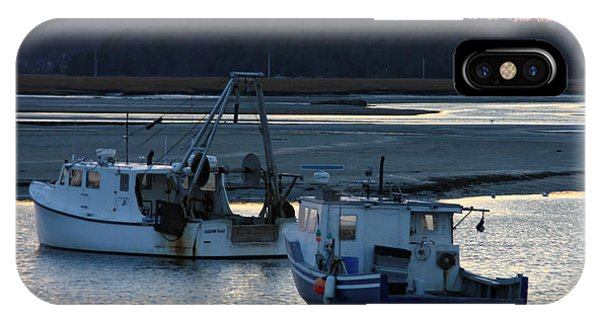 Harbor Nights IPhone Case
