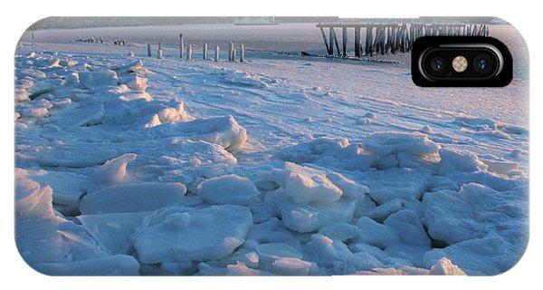 Harbor Port Jefferson New York IPhone Case