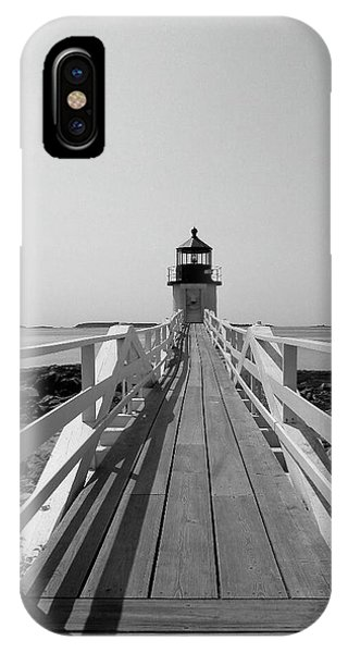 Harbor Protection IPhone Case