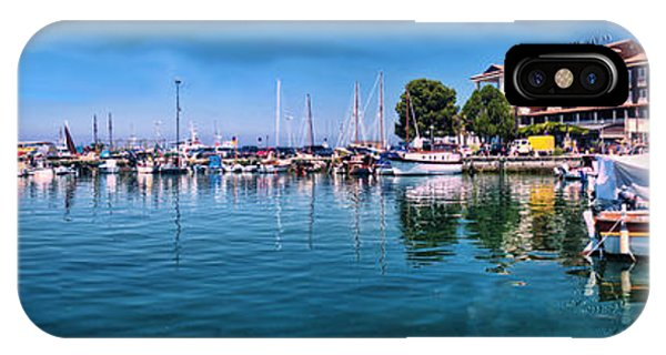 Harbour Life Izola IPhone Case
