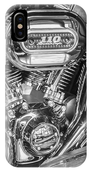 Harley Davidson 110 IPhone Case
