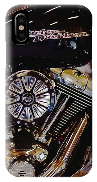 Harley Davidson Abstract IPhone Case