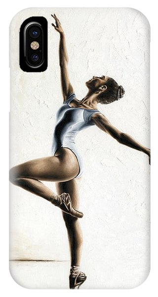 Reach iPhone Case - Harmony And Light by Richard Young