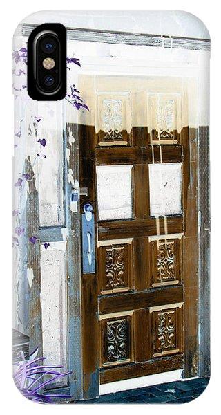 Harmony Doorway IPhone Case