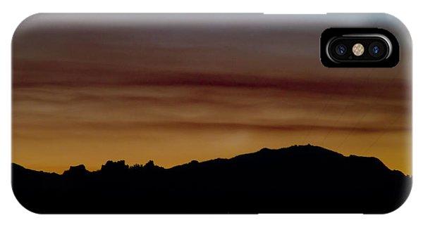 Harney Sunset IPhone Case
