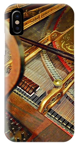 Harpsichord  IPhone Case
