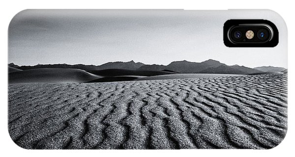 Desert Lines IPhone Case