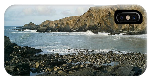 North Devon - Hartland Quay IPhone Case