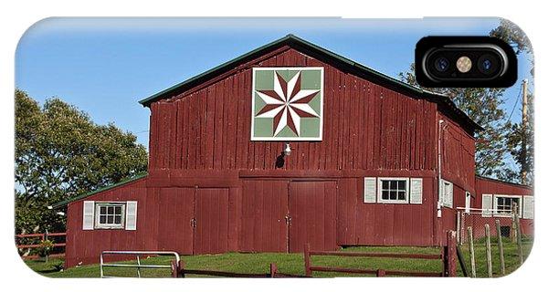 Harvest Barn IPhone Case