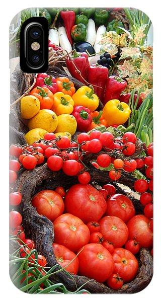 Harvest Bounty IPhone Case