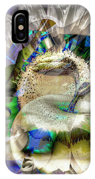 IPhone Case featuring the digital art Harvest by Eleni Mac Synodinos