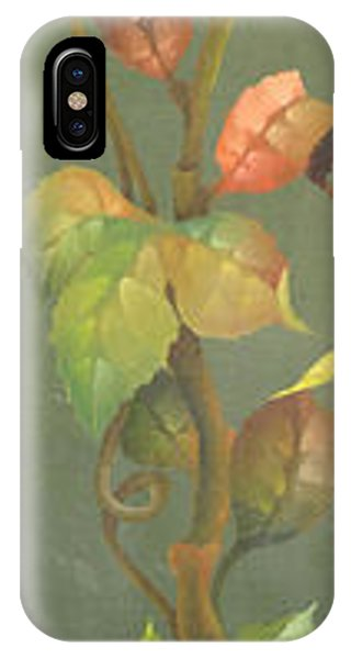 Harvest Grapevine IPhone Case