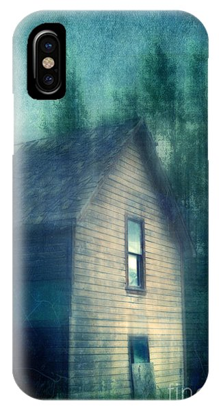 Haunted By The Past IPhone Case