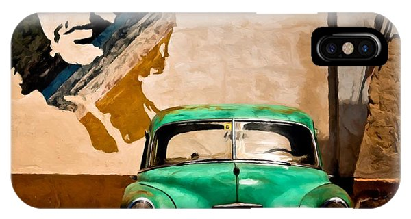 Havana - Caribbean Serie IPhone Case