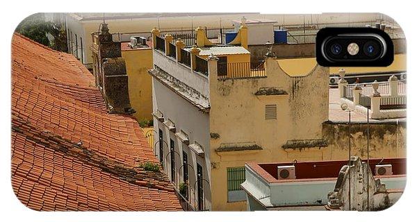 Havana Rooftops IPhone Case