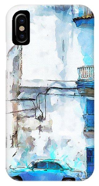 Havana Street IPhone Case