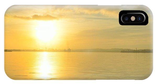 Havana Sunrise IPhone Case