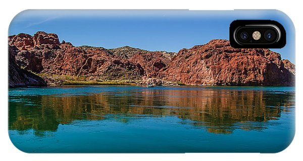 Havasu Glass IPhone Case