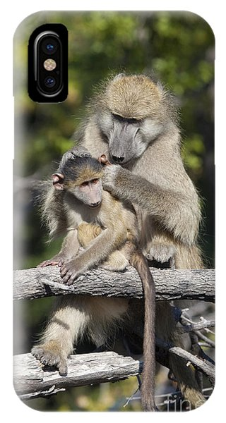 Have You Cleaned Behind Your Ears IPhone Case