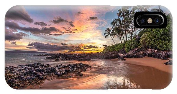 Hawaiian Sunset Wonder IPhone Case