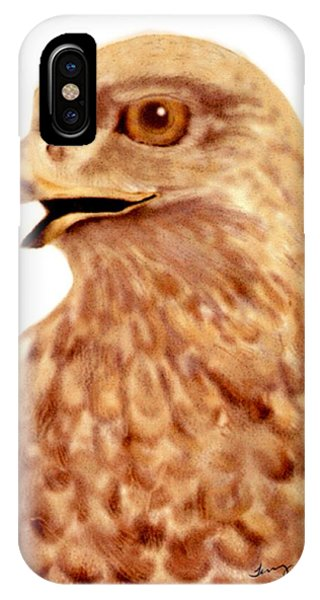 Hawk IPhone Case