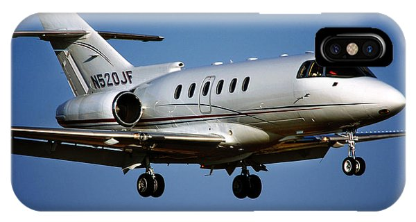 Hawker 800xp IPhone Case