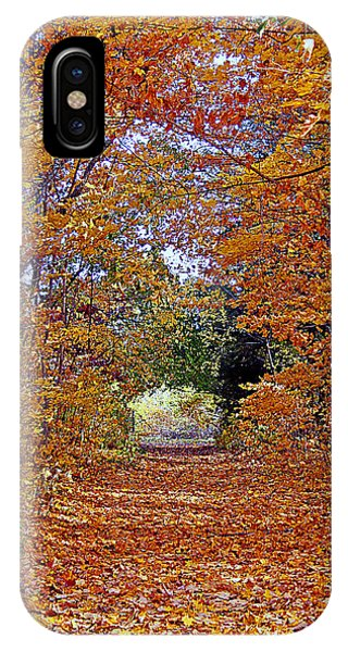 Hawthorn Hollow IPhone Case