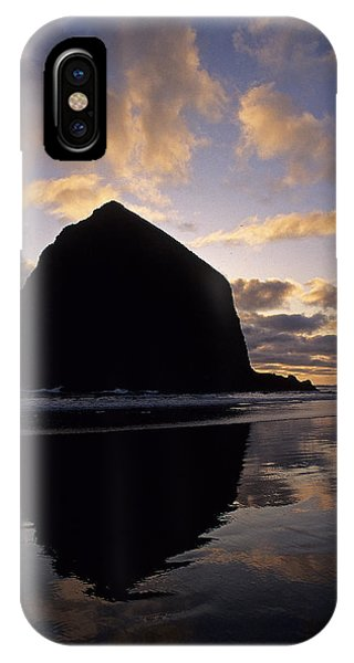 Haystack Rock IPhone Case