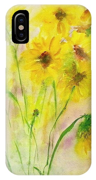 Hazy Summer IPhone Case