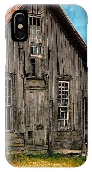 Shack Of Elora Tn  IPhone Case