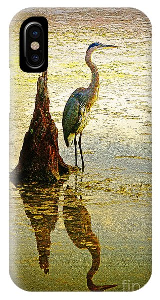 IPhone Case featuring the photograph He Waits by Ola Allen
