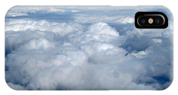 Head In The Clouds Art Prints IPhone Case