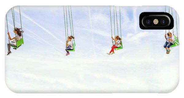 Fair iPhone Case - Heads In The Clouds! by Marius Cintez?