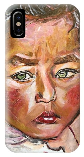 Heal The World IPhone Case