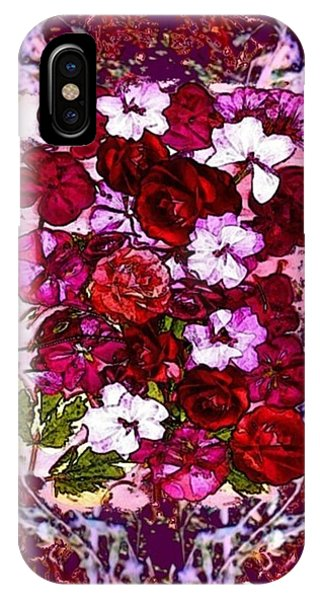 Healing Flowers For You IPhone Case