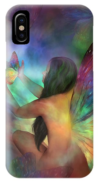 Healing Transformation IPhone Case
