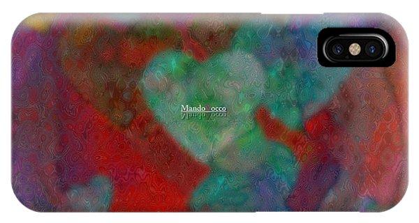 Heart Glow IPhone Case