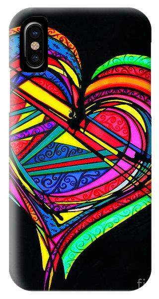 Heart Heart Heart IPhone Case
