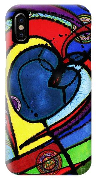 Heart II  IPhone Case