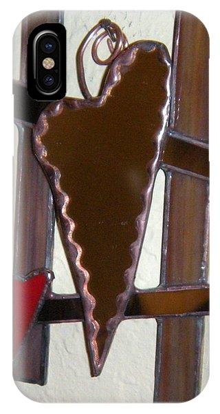 Heart Mirror Phone Case by Nora Solomon