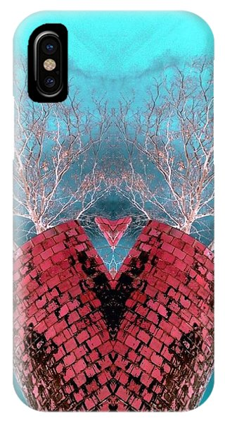 Heart Of The Silo IPhone Case
