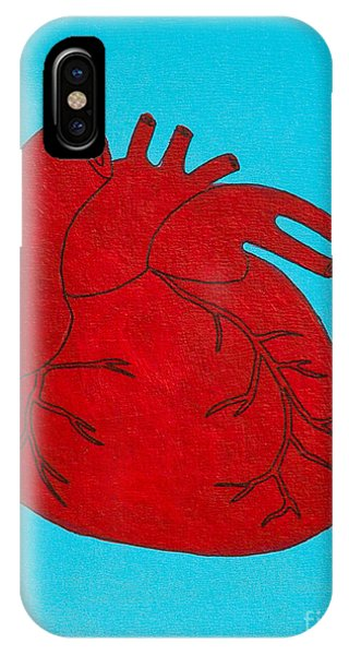 Heart Red IPhone Case