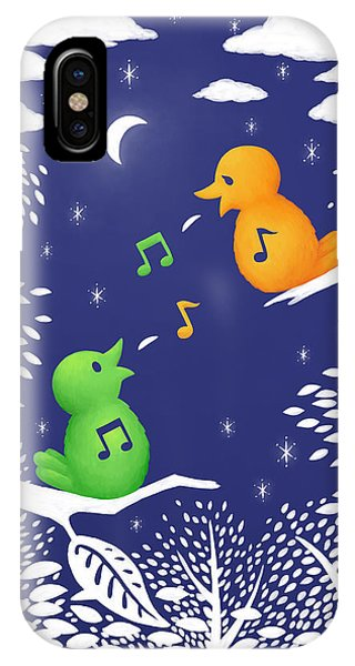 Heart Song IPhone Case