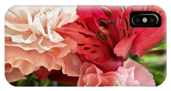 Heart's A Flutter IPhone Case
