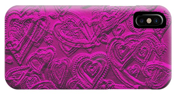 Hearts Of Love IPhone Case