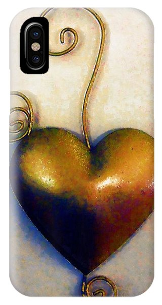 Heartswirls IPhone Case