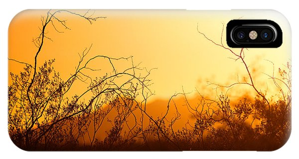 IPhone Case featuring the photograph Heat Of The Day by Brad Brizek