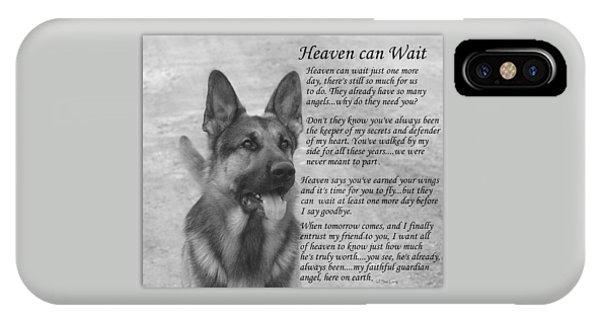 Heaven Can Wait IPhone Case