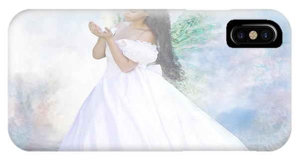 Heavenly Angel IPhone Case