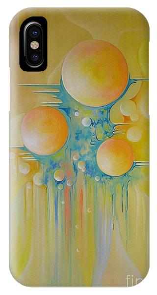 Heavenly City IPhone Case
